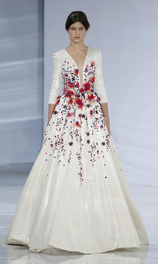 83e39bdb39 Vestidos novia rojo y blanco – Vestidos de fiesta
