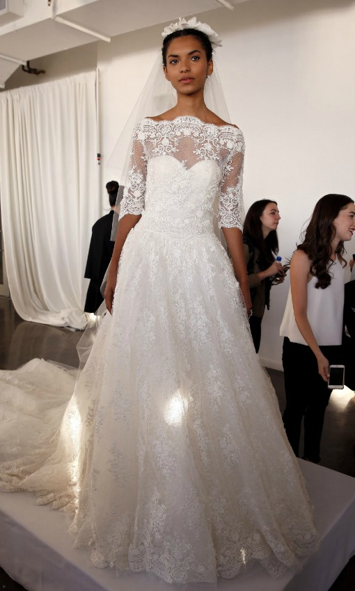 wedding dress silhouettes guide for body types