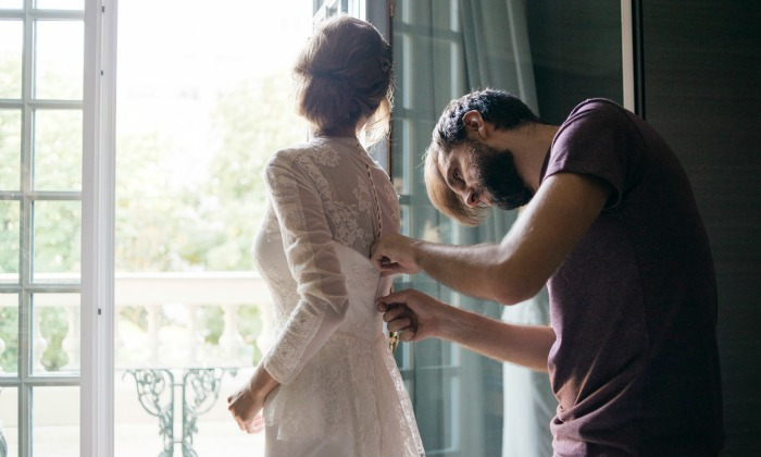 ¿Qué es el 'prêt-à-couture' de novia?