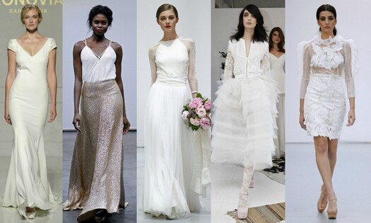 aa42241750b4 Cuándo es el mejor momento para cambiarse de vestido de novia (si ...