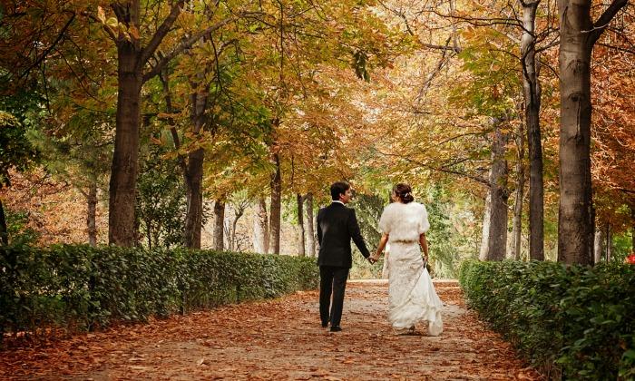 Dos bodas, un mismo espacio
