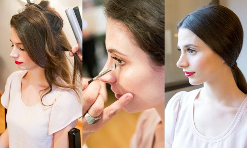 Paso a paso, todos los 'looks' de novia de la pasarela Atelier Couture