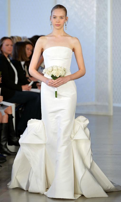 New York Bridal Week 2017: Vuelve la novia-joya - Foto 1