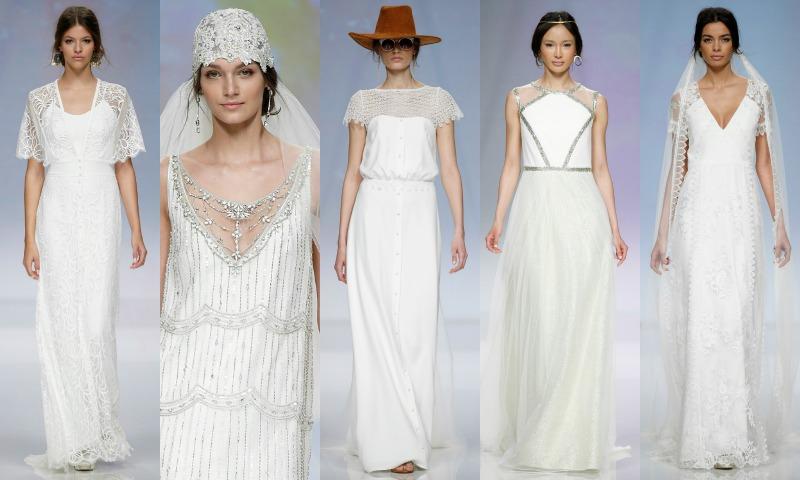 vestidos de novia de ana torres n1723v - vestido de novia