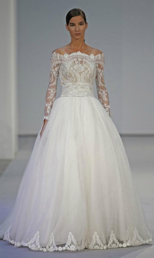 Todos los trajes de novia que aún se inspiran en la Duquesa de ...