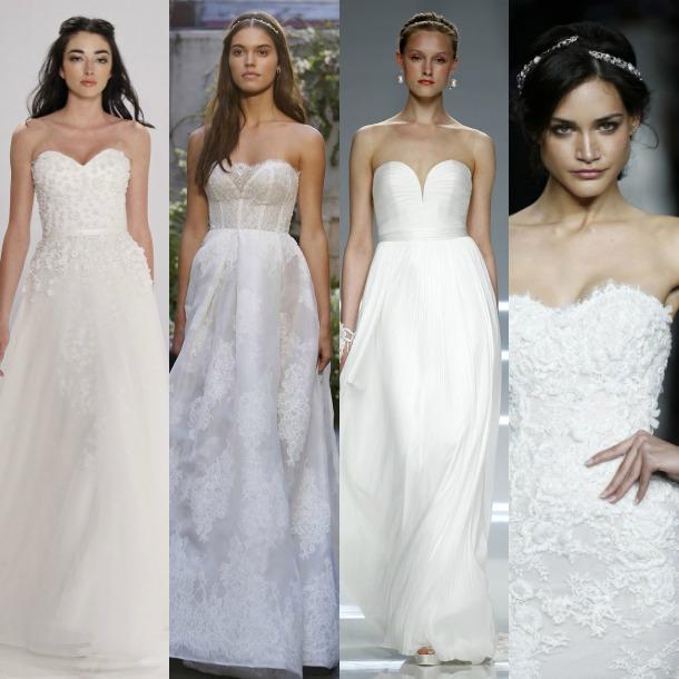 el vestido de novia de 'estilo lencero' se convertirá en tendencia