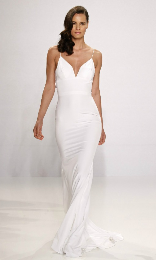 Tirantes de vestidos de novia