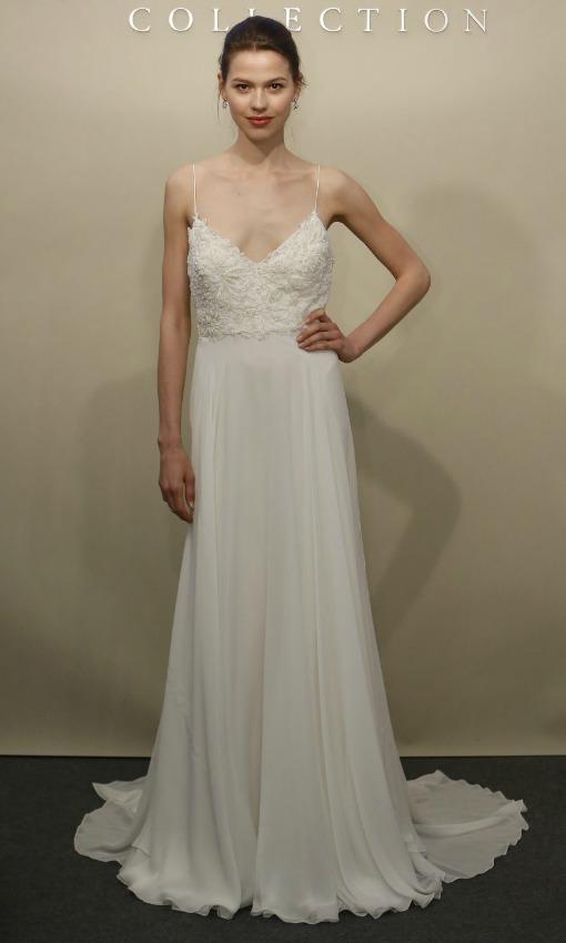 Tirantes para vestido de novia