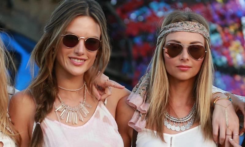 Peinados para la 'novia Coachella' que puedes llevar este verano