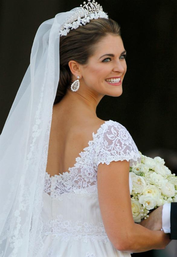 Los Velos De Novia M 225 S Bonitos De Las Celebrity Brides