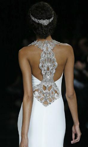 Tendencias 2017: Lluvia de joyas para novia