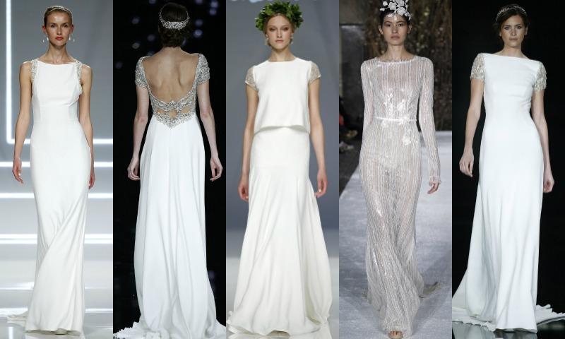 vestidos de novia joya