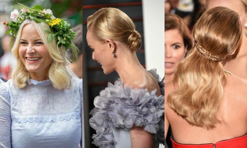 Beauty Look De Fiesta Doce Peinados Para Doce Tipos De Boda Foto