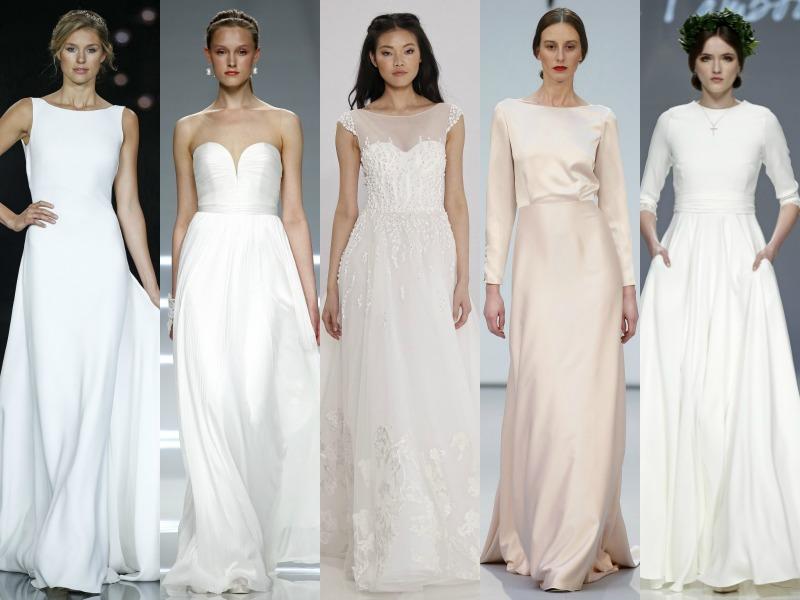 Como adornar un vestido liso blanco