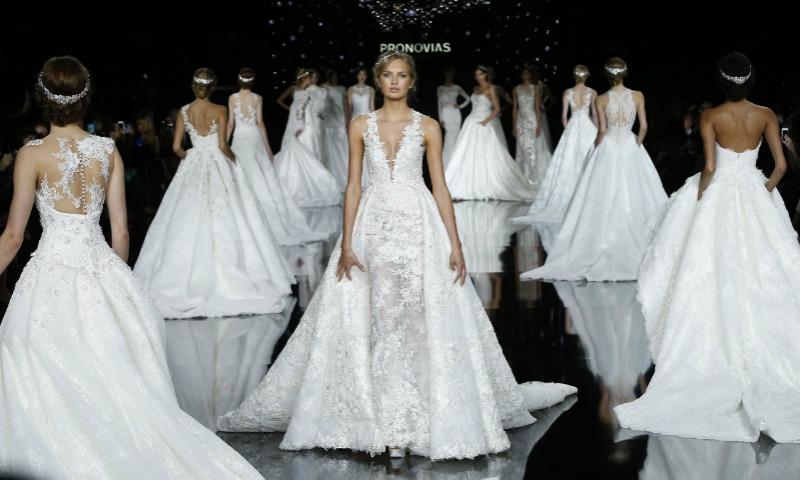 ¿Cómo será el vestido de novia de Gabriela Palatchi, hija del presidente de Pronovias?