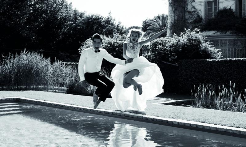 El día que Jon Kortajarena se casó con un 'ángel'