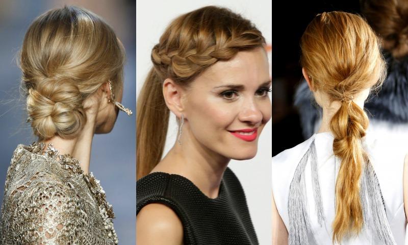 Cuatro peinados de novia que serán tendencia este otoño