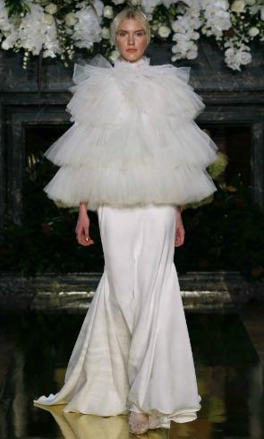 Las tendencias de la New York Bridal Week que puedes llevar ya mismo