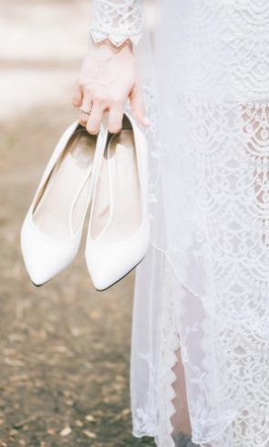 19 zapatos para novia que cuestan menos de 100€