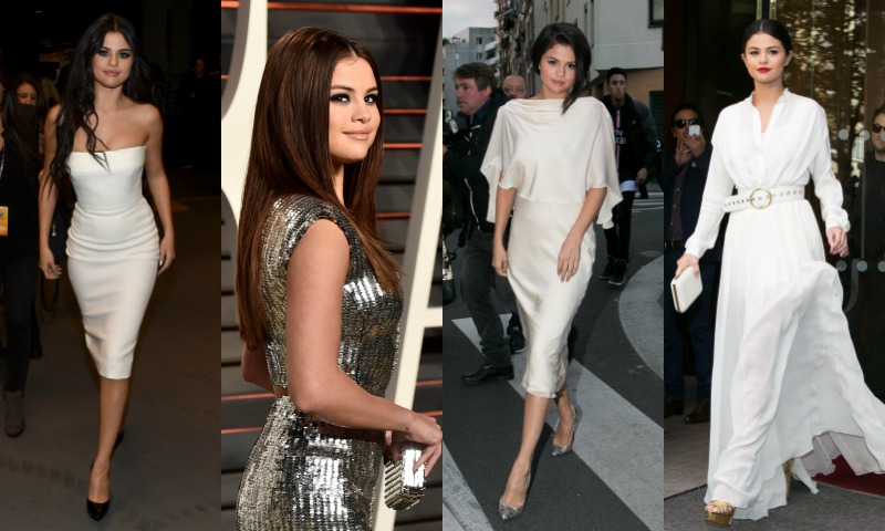 12 ideas para novia inspiradas en Selena Gómez