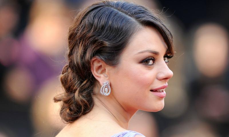 19 adornos para el pelo que llevan las novias de invierno
