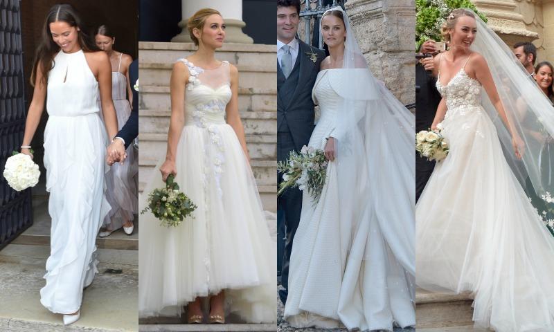 VOTACIÓN: ¿Quién ha sido la novia del año? ¡Ayúdanos a elegir!