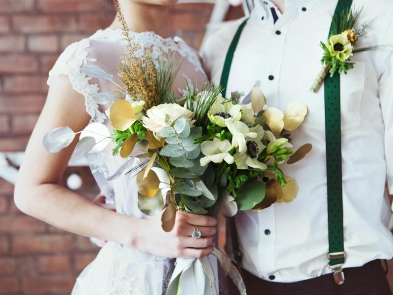 10 tendencias 'deco' para las bodas de 2017
