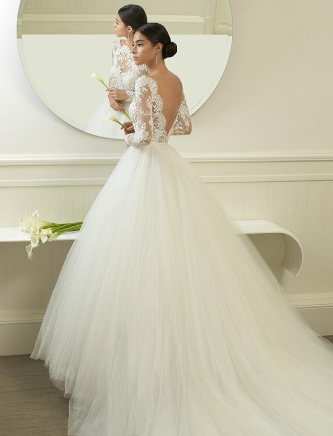Así fue el 'making of' de Rocío Crusset vestida de novia en ¡HOLA!