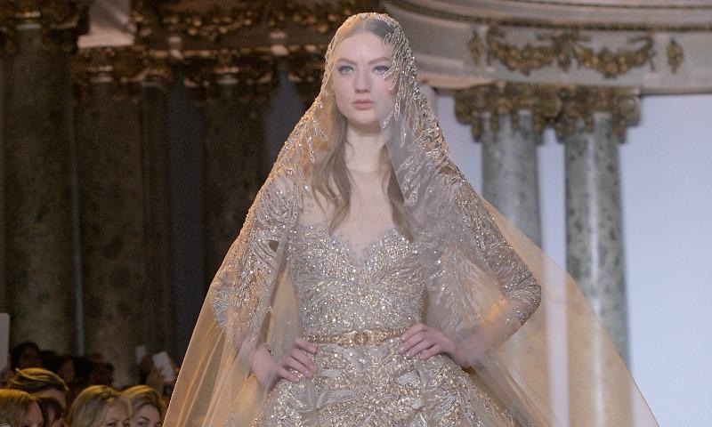 20 ideas para novia recién salidas de la Alta Costura de París