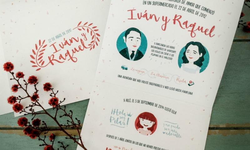 Las 7 tendencias en invitaciones que piden las novias 'millennial'