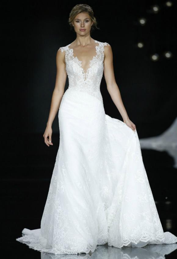 Diez vestidos de novia como el de Meghan Markle - Foto 1
