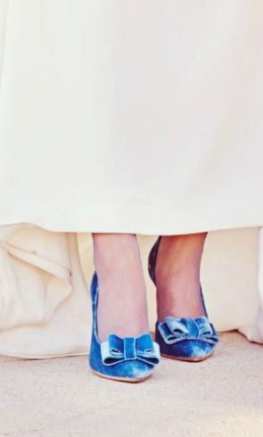 Los zapatos de novia 'a la carta' que marcan tendencia
