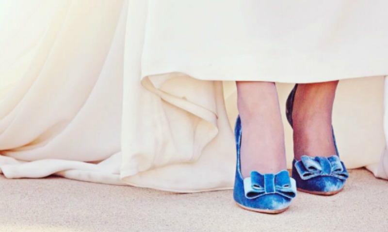 los zapatos de novia 'a la carta' que marcan tendencia - foto