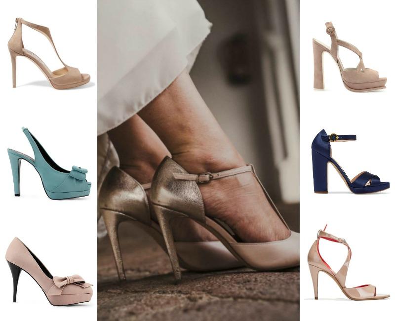 Que La De 'a Carta' Tendencia Marcan Zapatos Novia Los Foto UaHYn
