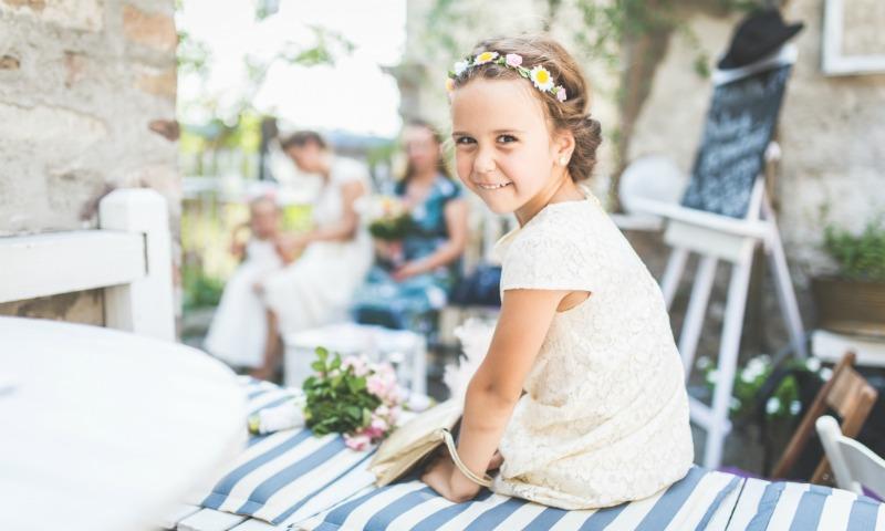 Tipis súper divertidos para que los niños se lo pasen 'como los indios' en la boda