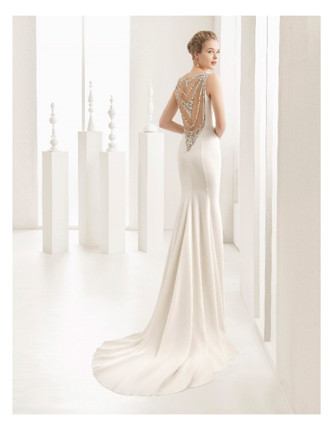 Que numero juega sonar con vestido de novia