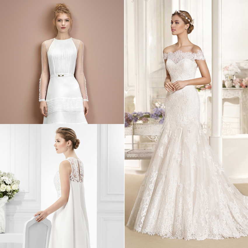 Ver vestidos de boda cortos