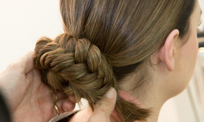 Seis peinados de novia que se mantienen impecables las 24 horas del día