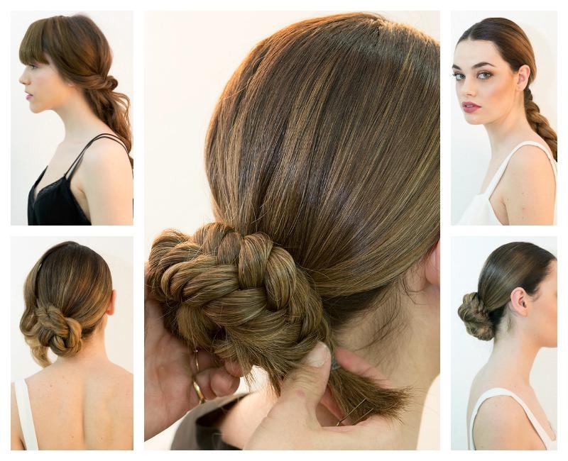 Seis peinados de novia que se mantienen impecables las 24 horas del ... 4b31ef92c2e8