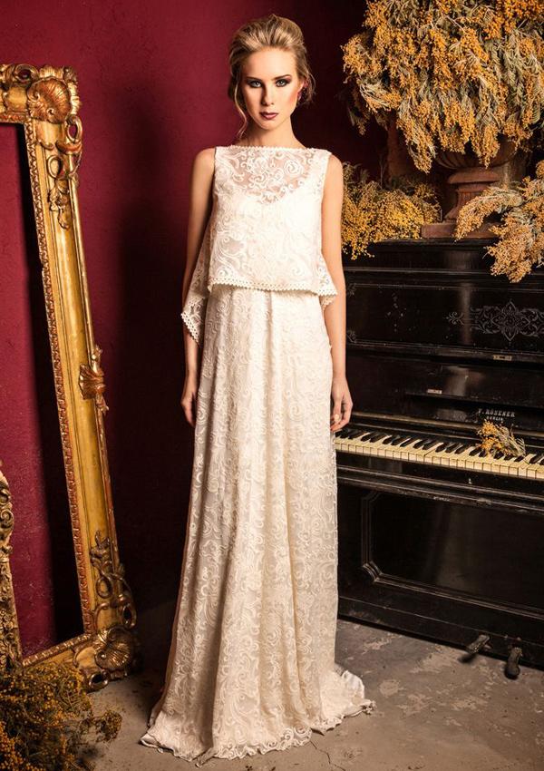 Vestidos de novia informal hermosos vestidos - Boda informal ...