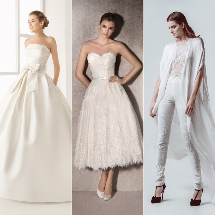 tendencias 2017: 4 estilos para 4 novias diferentes