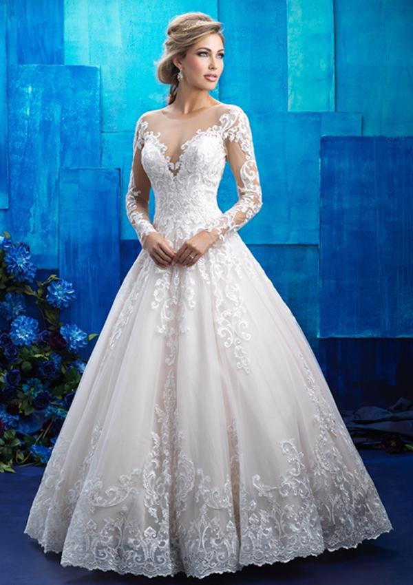 · Novia 7a Princesas Vestido De 5X16xwqxI
