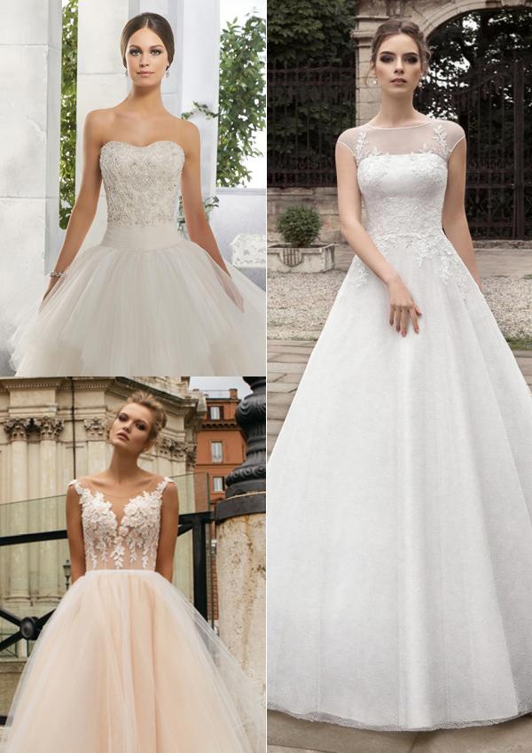 Sonar con mujer vestida de novia feliz