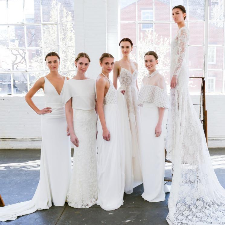las tendencias de novia que (predecimos) van a ponerse de moda en