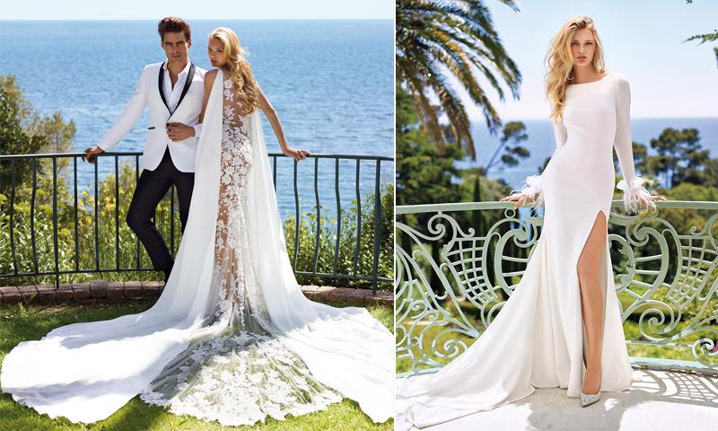 Vestidos de novia no convencionales