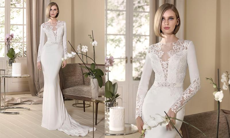 Para estrenar precio diseño de variedad Vestidos de novia: Un corte sirena para cada mujer - Foto 1