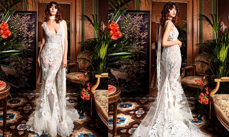 Especial novias: Un vestido de corte sirena para cada mujer - Foto 1