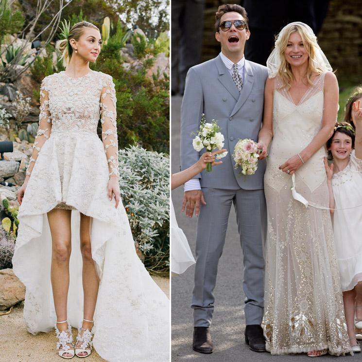 765bb45a5 Especial bodas  5 novias icónicas y 5 vestidos únicos en los que inspirarte