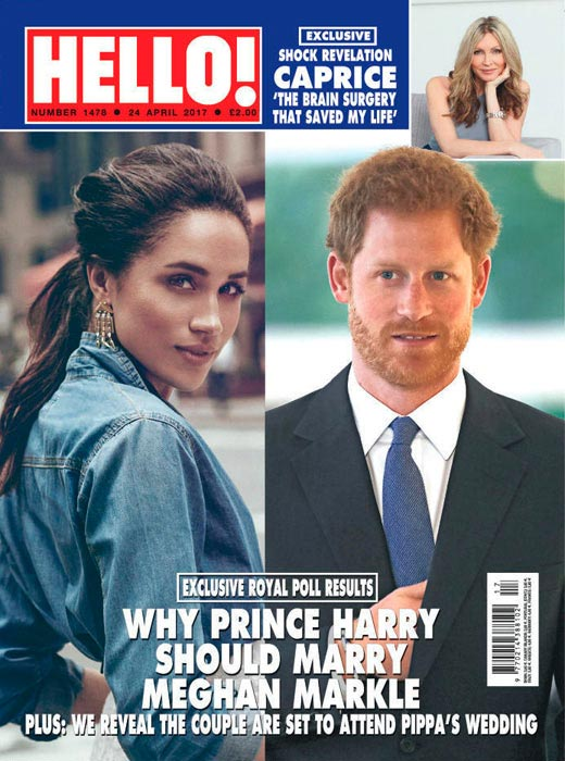 El Principe Harry y Meghan Markle. - Página 5 Harry-hello2-a