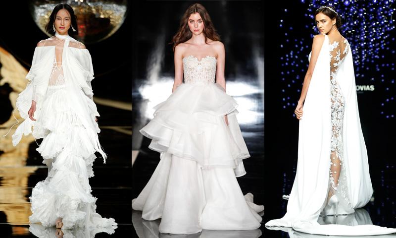 Galería: 15 vestidos de novia que nos han conquistado en 2017
